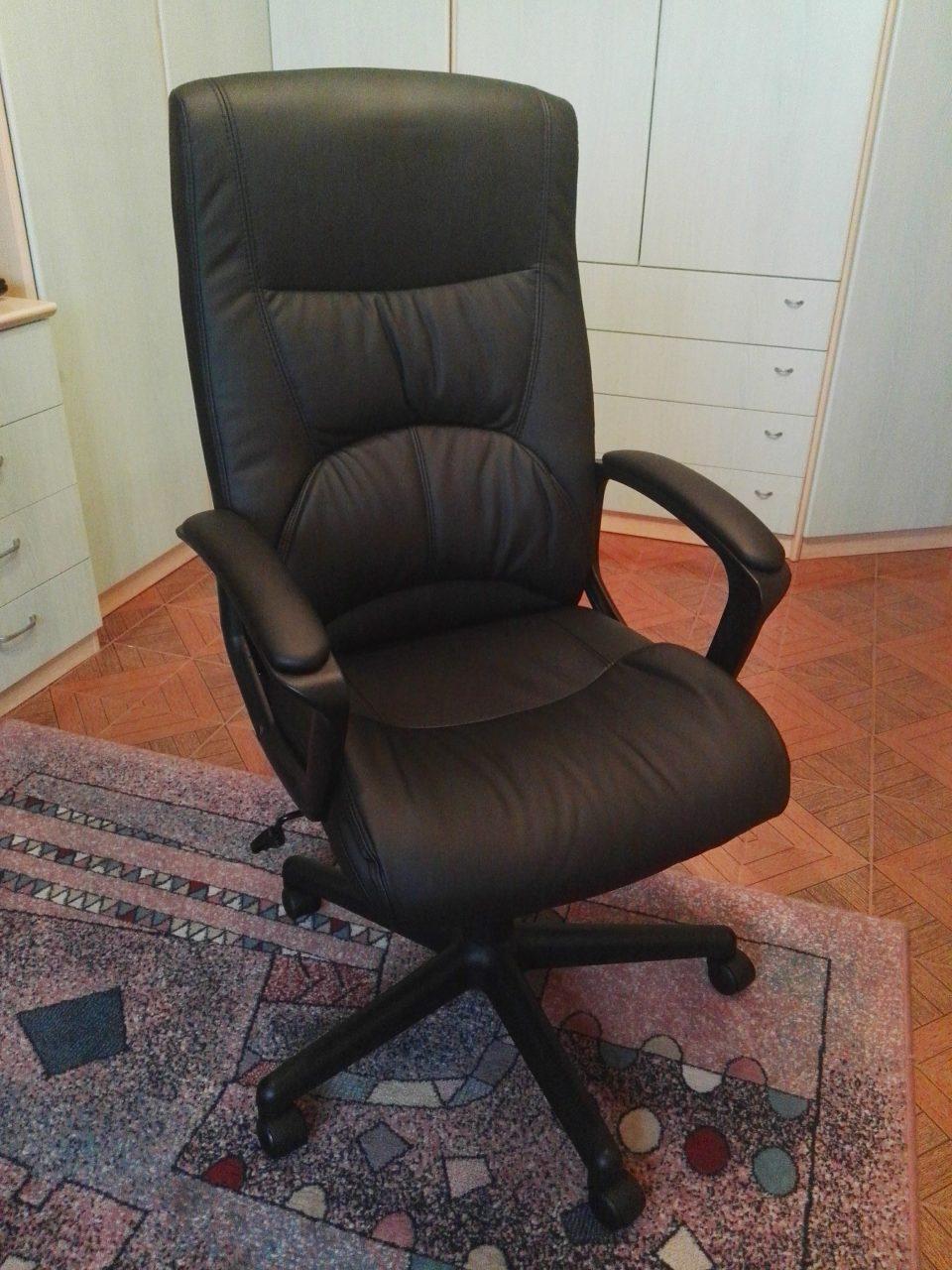 Una (personale) opinione di questa sedia da ufficio di Conforama ...